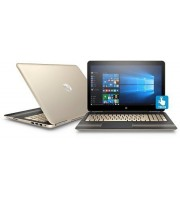 HP-Pavilon-15-i5-6200U-4GB-1TB-Winows-10-Touch-Gold