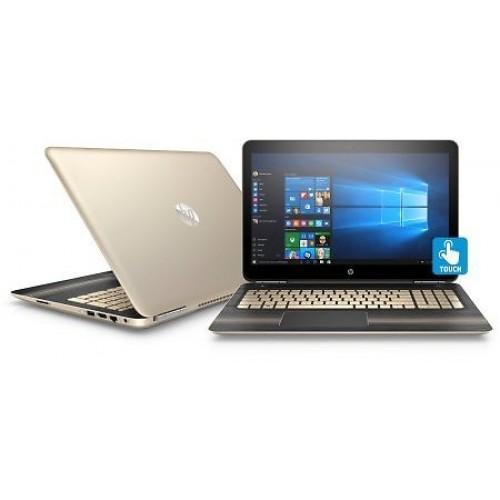 HP-Pavilon-15-i5-6200U-4GB-1TB-Winows-10-Touch-Gold